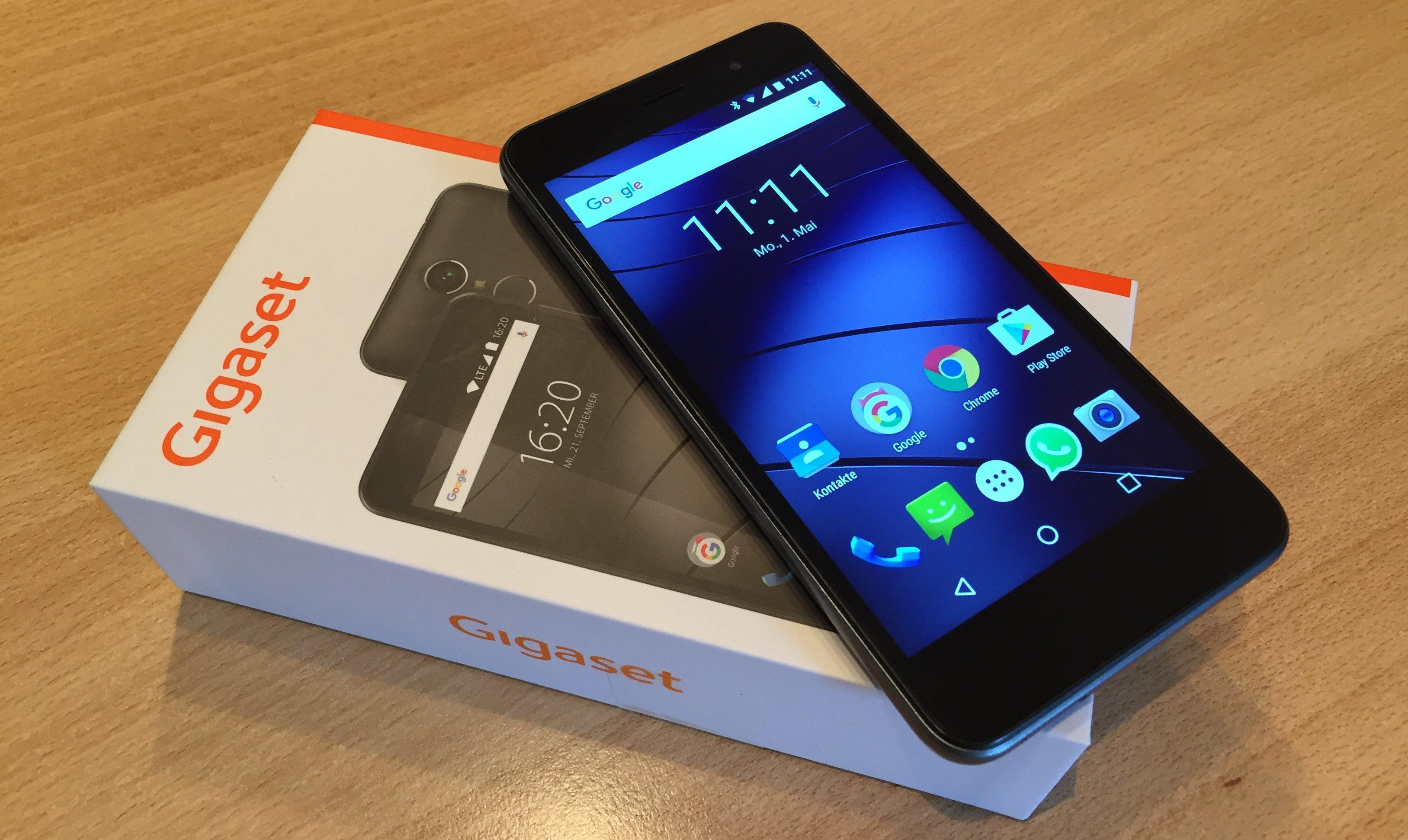 Gigaset GS160 überzeugt Im Test Als Einsteiger-Smartphone